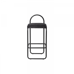 ANGUI bar chair low anthracite, AYTM