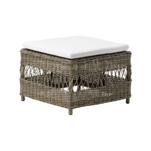 Anna footstool m/dyna Antique, Sika-design