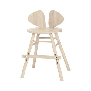 MOUSE CHAIR oak junior/ matstol, Nofred