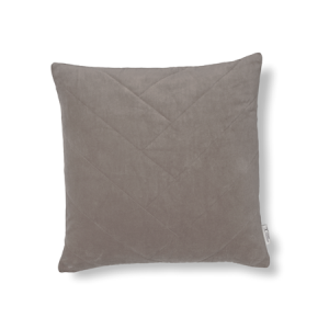 Chevron Kuddfodral Simply Taupe 50x50 cm