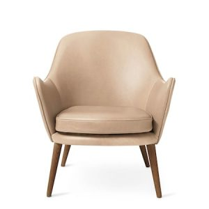 Dwell Lounge Chair Nature Vegetal