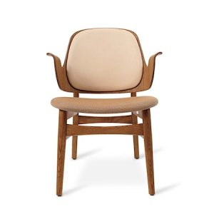 Gesture Lounge Chair BS Nature/Latte Ek